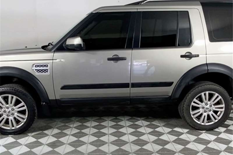 Used 2013 Land Rover Discovery 4 3.0 TDV6 S