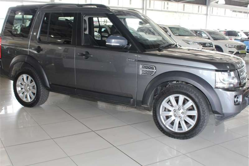 Land Rover Discovery 4 3.0 TDV6 S 2015