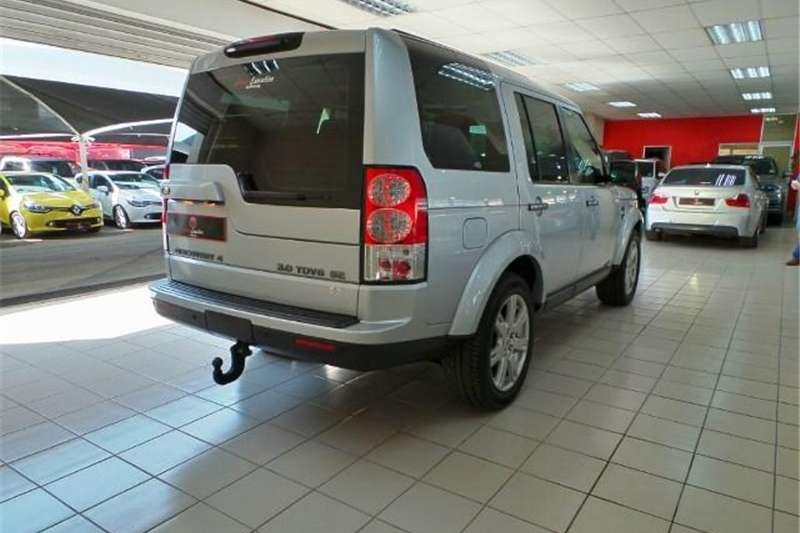 Land Rover Discovery 4 3.0 TDV6 SE 2010