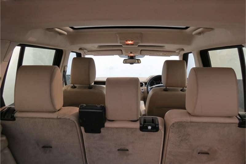 Used 2010 Land Rover Discovery 4 3.0 TDV6 SE