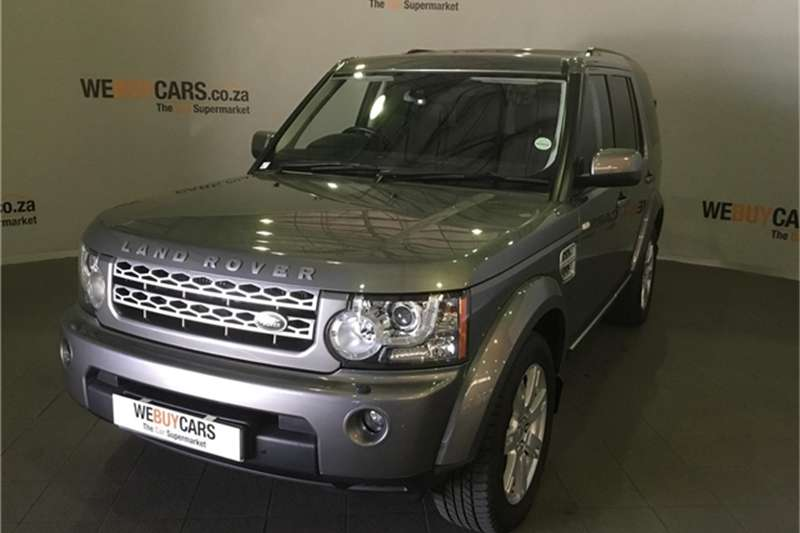 Land Rover Discovery 4 3.0 TDV6 SE 2011