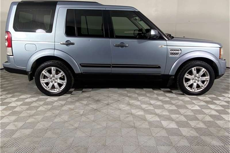Used 2011 Land Rover Discovery 4 3.0 TDV6 SE