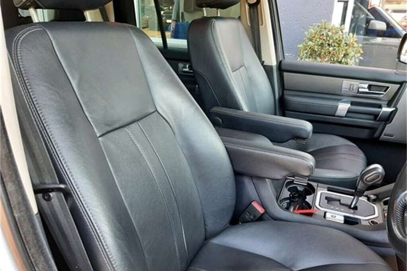 2012 Land Rover Discovery 4 Discovery 4 3.0 TDV6 SE