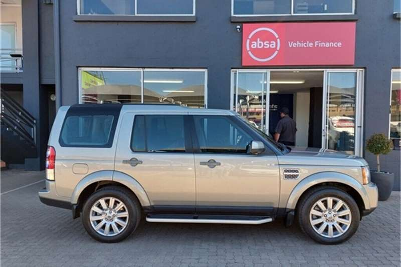 Used 2013 Land Rover Discovery 4 3.0 TDV6 SE