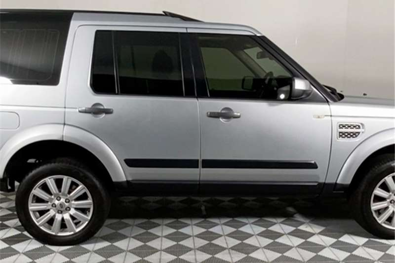 2013 Land Rover Discovery 4 Discovery 4 3.0 TDV6 SE