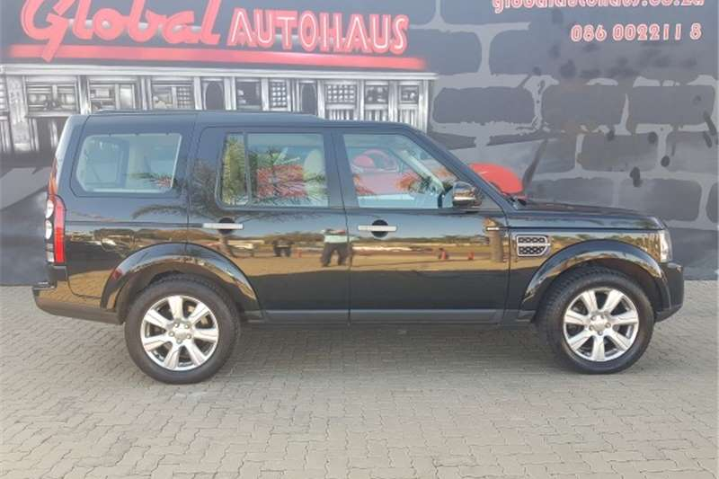 Land Rover Discovery 4 3.0 TDV6 SE 2015