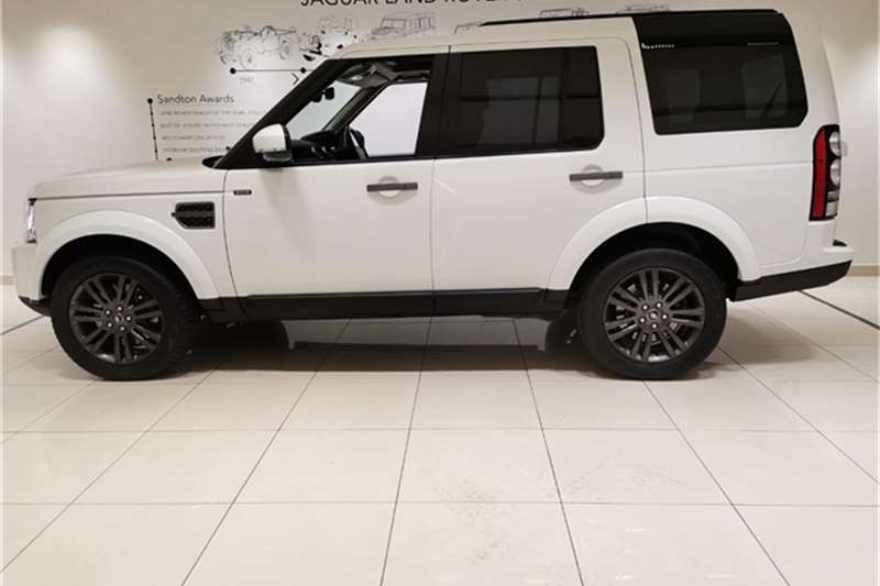 Land Rover Discovery 4 3.0 TDV6 SE 2017