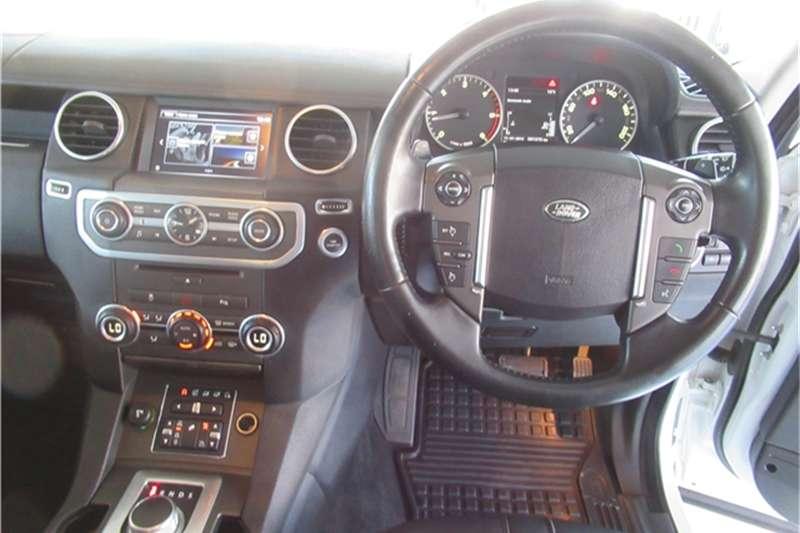 Land Rover Discovery 4 3.0TDSD V6 SE NAV+SUNROOF+XENON 2015