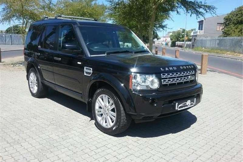 Land Rover Discovery 4 3.0TDV6 HSE 2010
