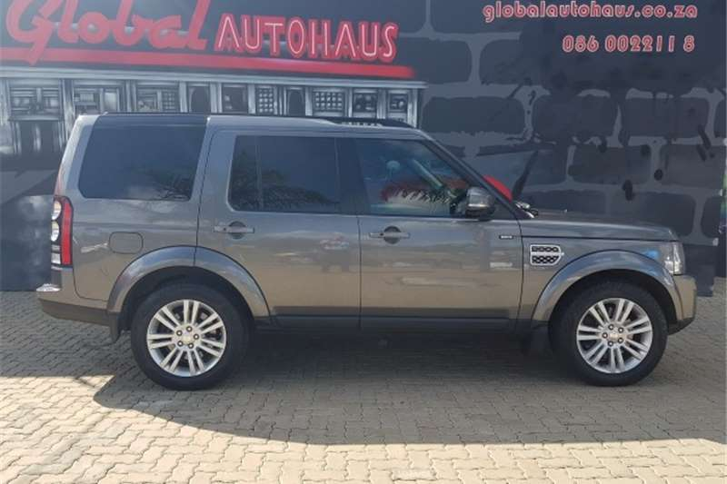 Land Rover Discovery 4 3.0TDV6 HSE 2014