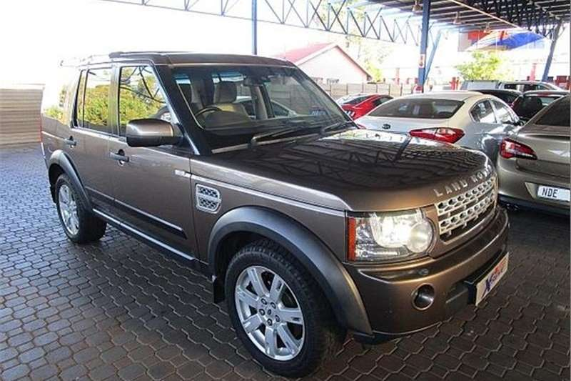 Land Rover Discovery 4 3.0TDV6 S 2010