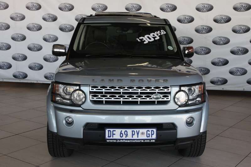 2012 Land Rover Discovery 4 V8 HSE