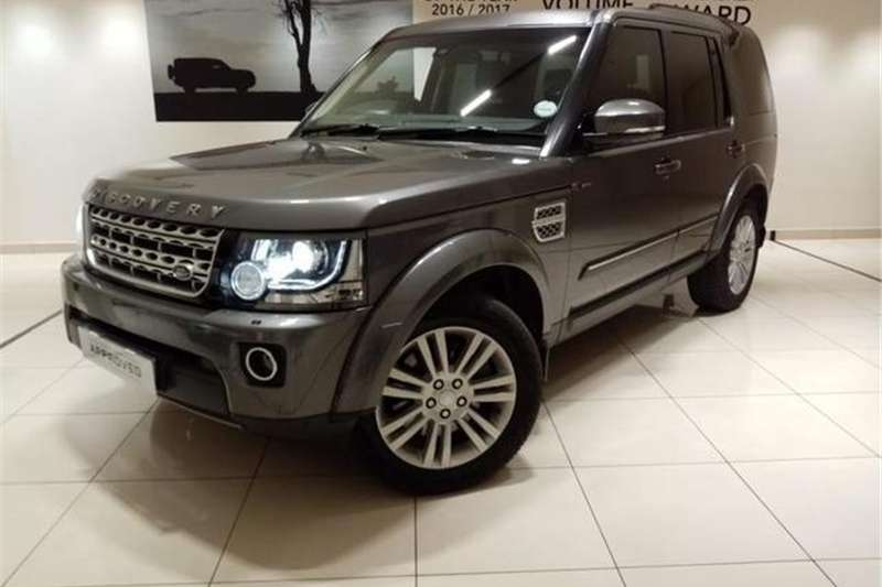 2015 Land Rover Discovery 4 3.0 TDV6 HSE