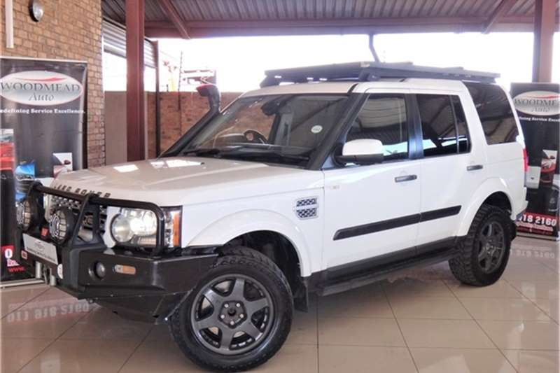 2011 Land Rover Discovery 4 3.0 TDV6 HSE