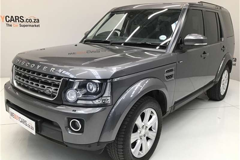 2014 Land Rover Discovery 4 3.0 TDV6 SE