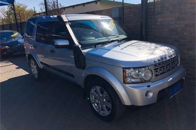 2009 Land Rover Discovery 4 3.0 TDV6 SE