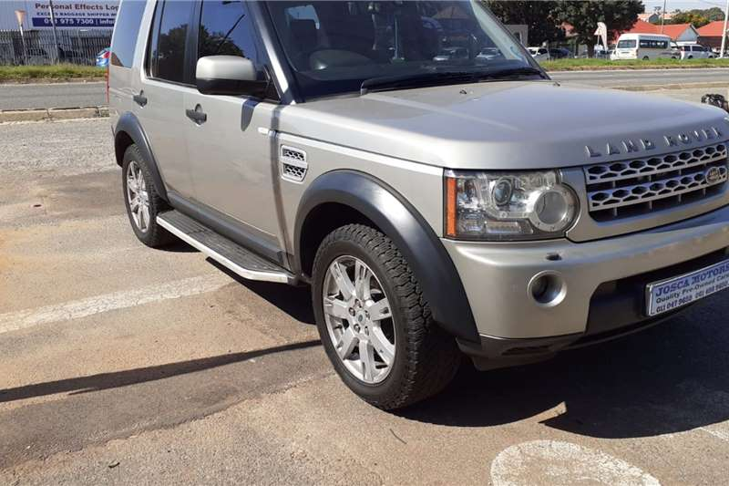 2011 Land Rover Discovery 4 3.0 TDV6 S