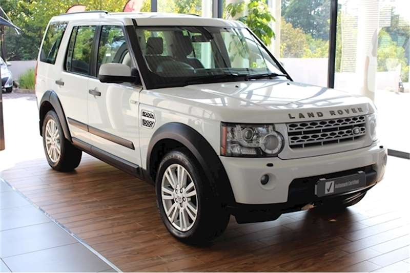 2013 Land Rover Discovery 4 3.0 TDV6 S