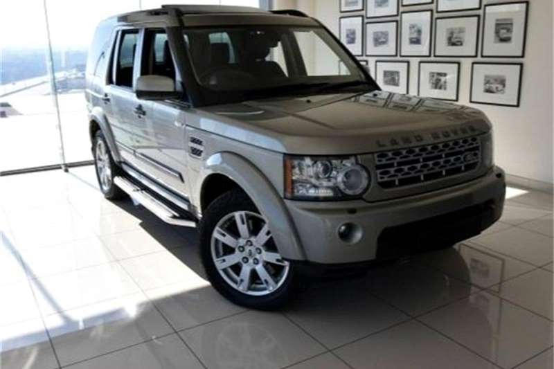 2011 Land Rover Discovery 4 3.0 TDV6 SE
