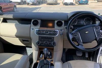 Land Rover Discovery 4 SDV6 HSE 2010