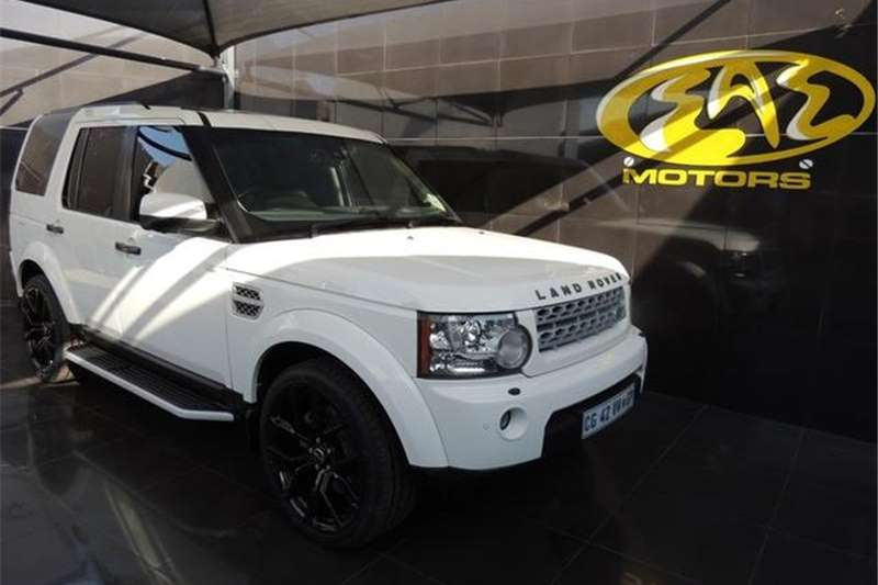 Land Rover Discovery 4 SDV6 HSE 2013