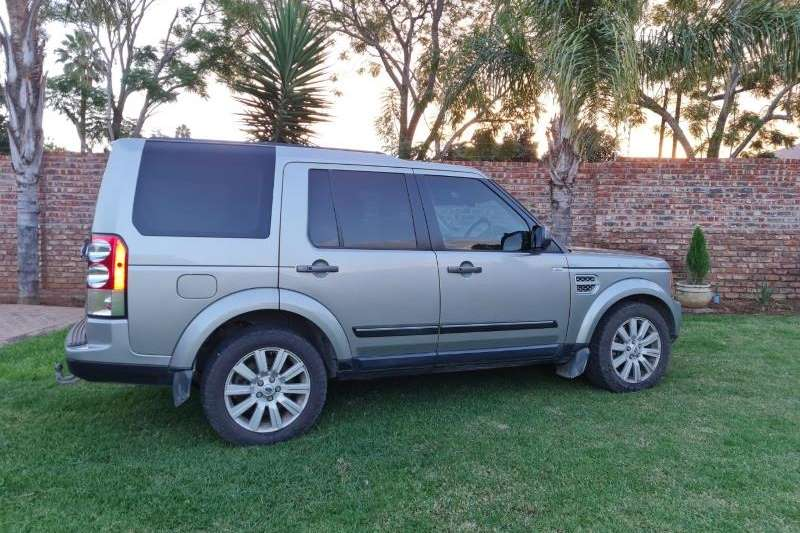 Used 2013 Land Rover Discovery 4