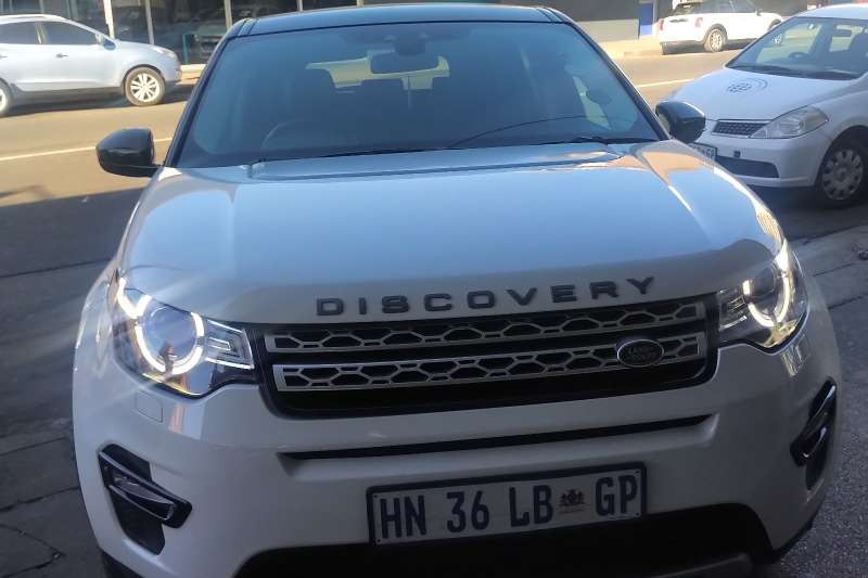 Land Rover Discovery 4 SDV6 HSE 2016