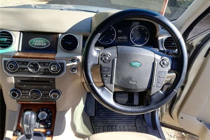 Land Rover Discovery 4 SDV6 HSE Luxury Edition 2011