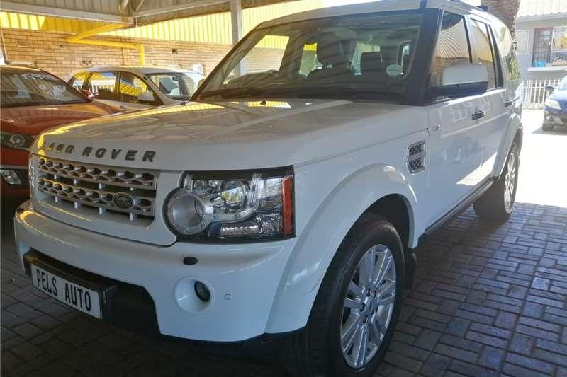 Land Rover Discovery 4 SDV6 SE 2012