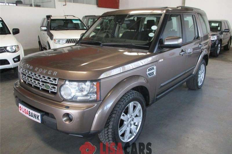 Land Rover Discovery 4 TDV6 SE 2010