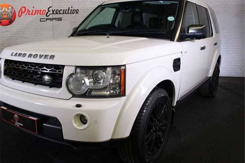 Land Rover Discovery 4 V8 HSE 2010