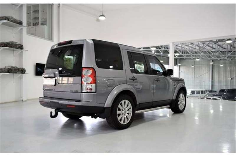 Land Rover Discovery 4 V8 HSE 2013