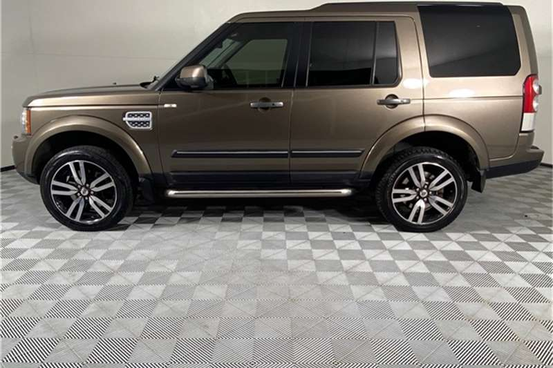2013 Land Rover Discovery 4 Discovery 4 V8 HSE