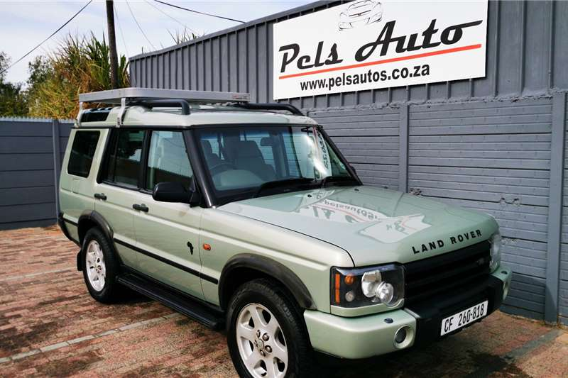 Land Rover Discovery ES Td5 A/T 2003