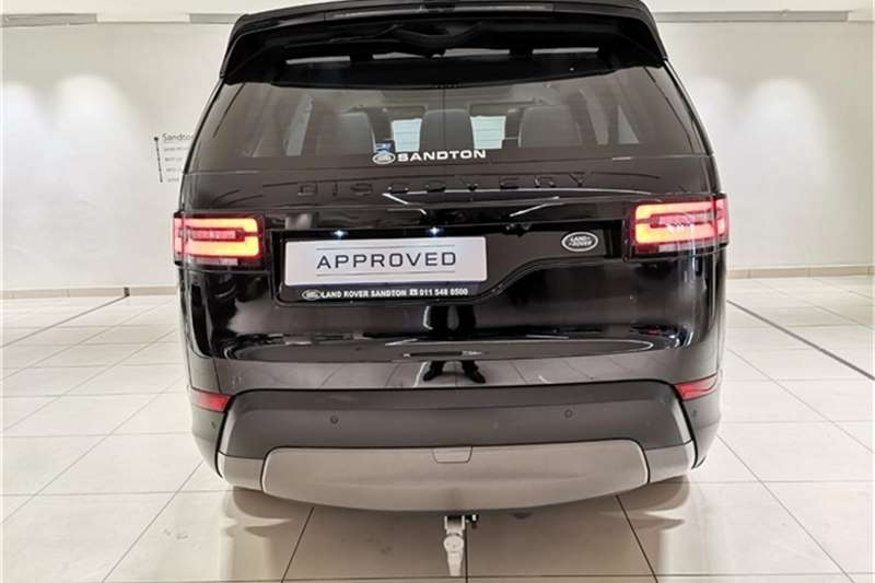 Land Rover Discovery First Edition Td6 2017