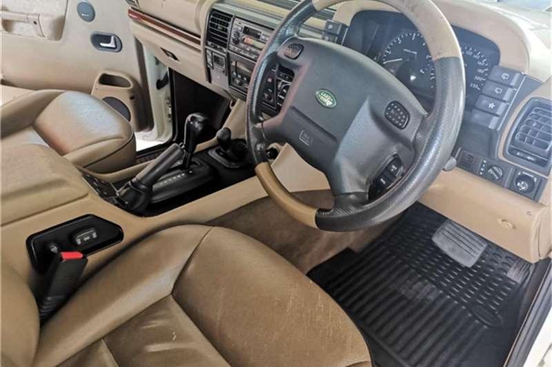 Land Rover Discovery GS V8 2000