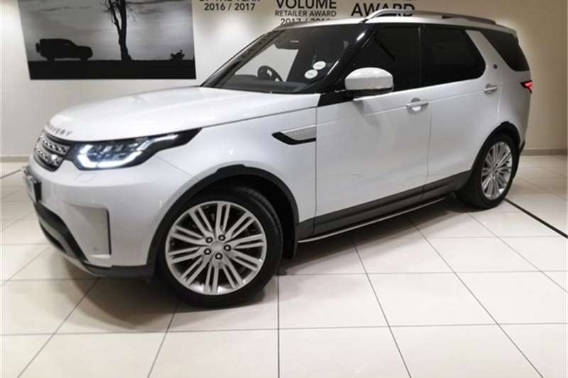 Land Rover Discovery HSE Luxury Si6 2018