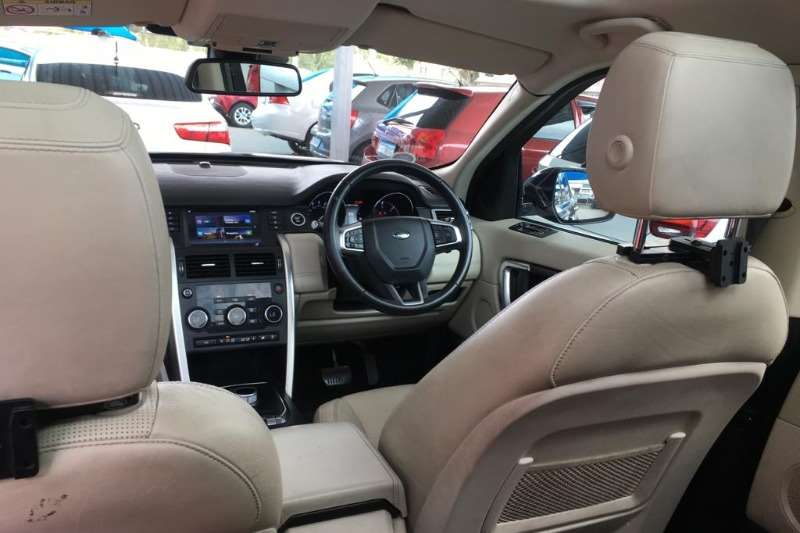 Land Rover Discovery HSE Luxury Td6 2015