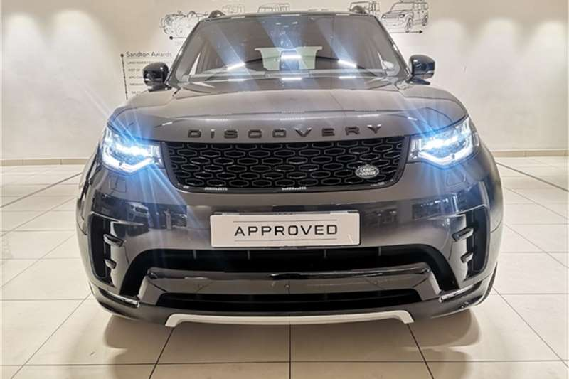 Land Rover Discovery HSE Luxury Td6 2017