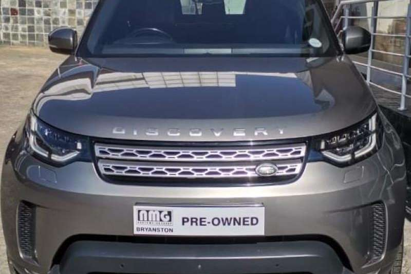 Used 2017 Land Rover Discovery