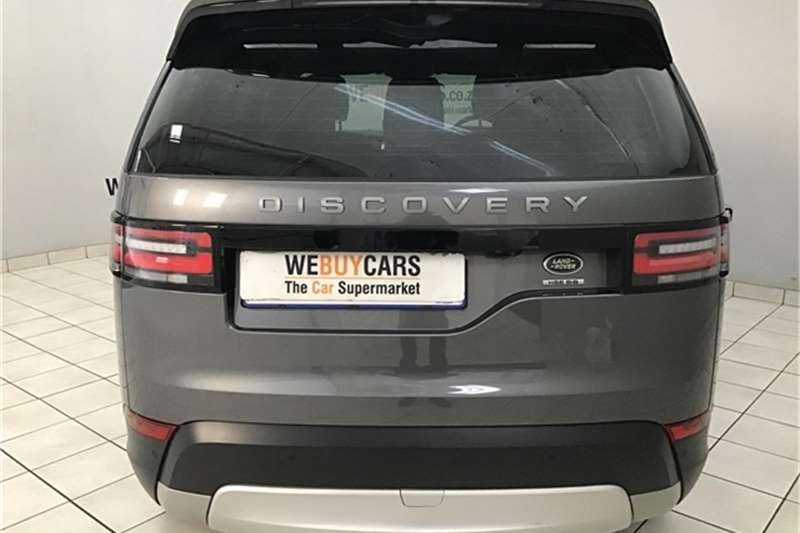 Land Rover Discovery HSE Si6 2018