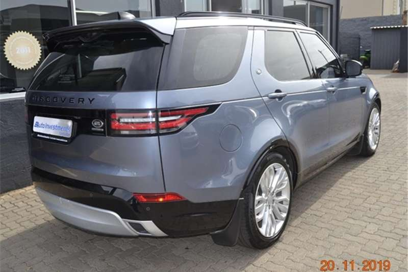 Land Rover Discovery HSE Td6 2018