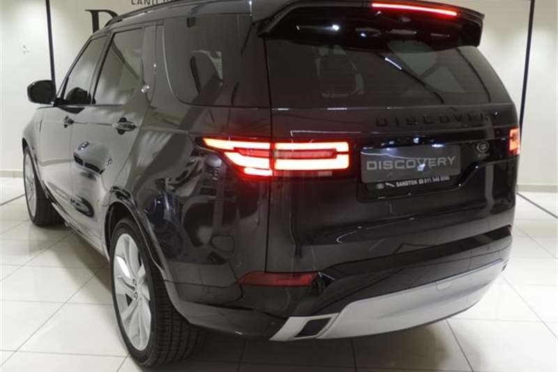 Land Rover Discovery HSE Td6 2019