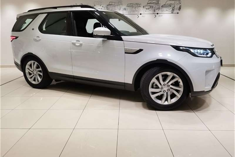 Land Rover Discovery HSE Td6 2020