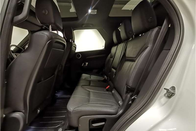 Used 2020 Land Rover Discovery HSE Td6