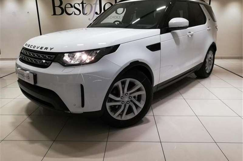 2019 Land Rover Discovery DISCOVERY 2.0 S