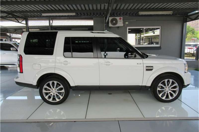 2015 Land Rover Discovery SDV6 XXV Limited Edition