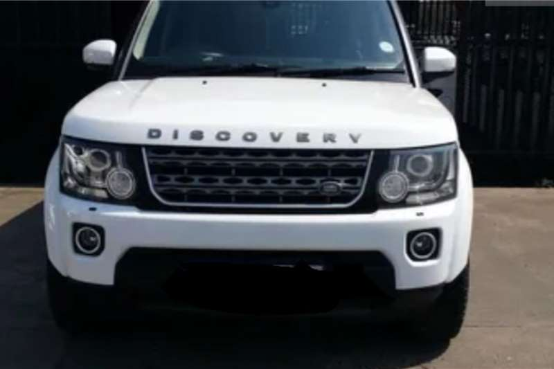 2017 Land Rover Discovery DISCOVERY 3.0 TD6 HSE LUXURY