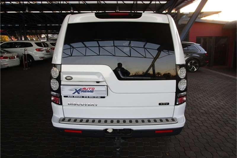 2014 Land Rover Discovery