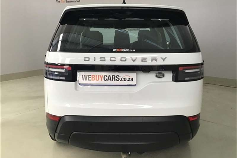Land Rover Discovery S Td6 2018